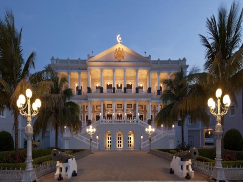Charmant Taj Falaknuma Palace