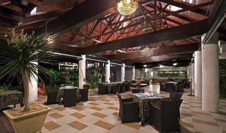 Interior view Sari Pacifica Resort & Spa, Sibu Johor