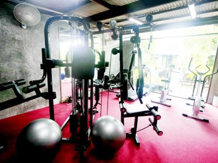 Fitness center Kiree Thara Boutique Resort