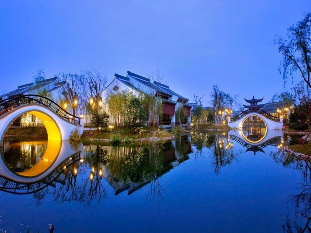 杭州西溪悅椿度假酒店Banyan Tree Hangzhou