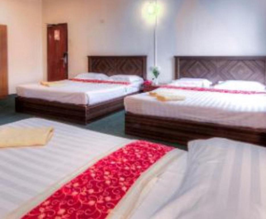 Family 5 person - Bed Hotel Titiwangsa