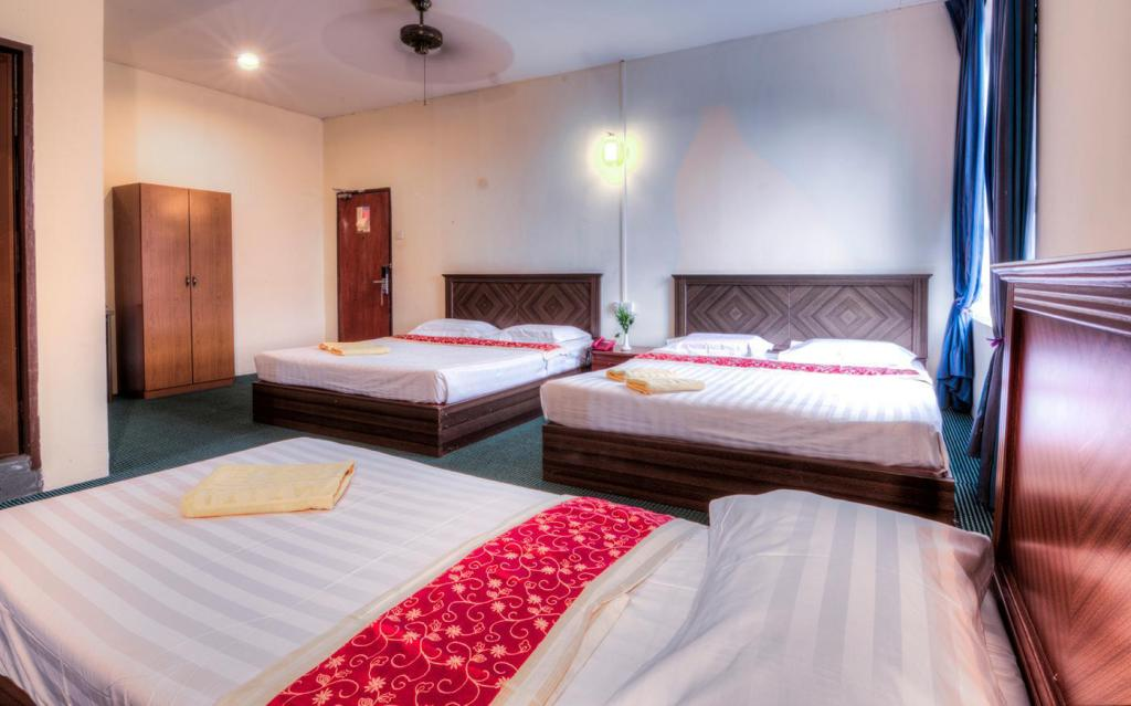 Family 5 person - Guestroom Hotel Titiwangsa