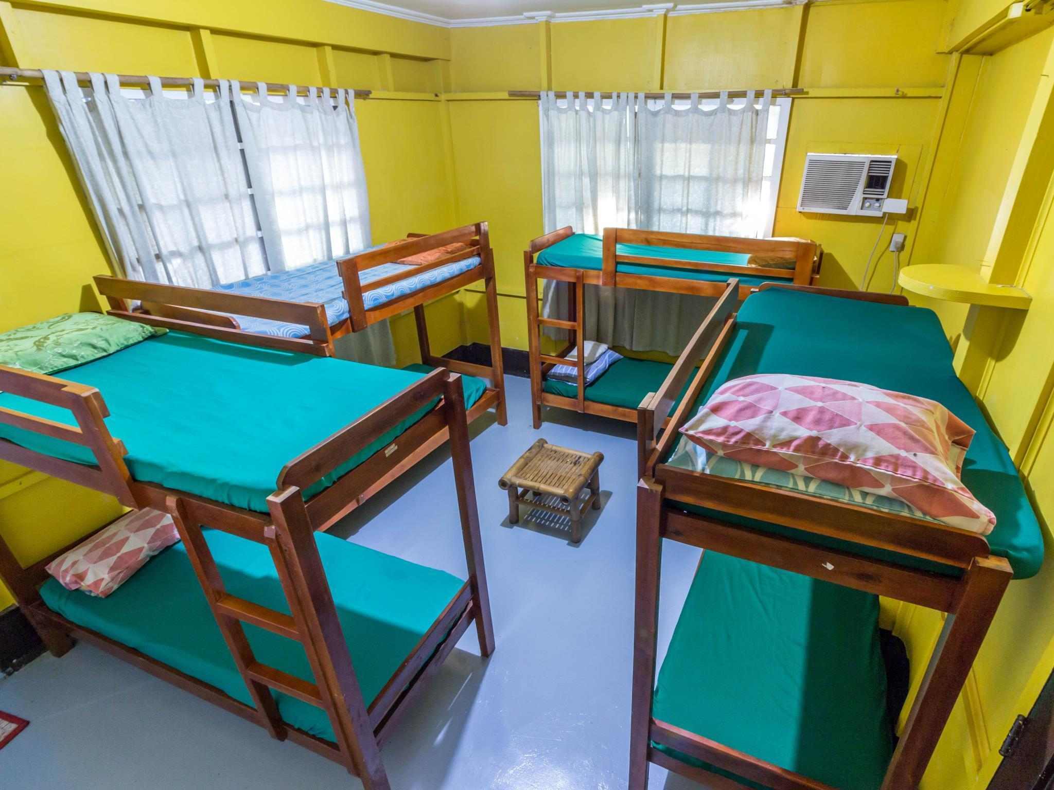 Dormitory - Shared Room (Air Cond)