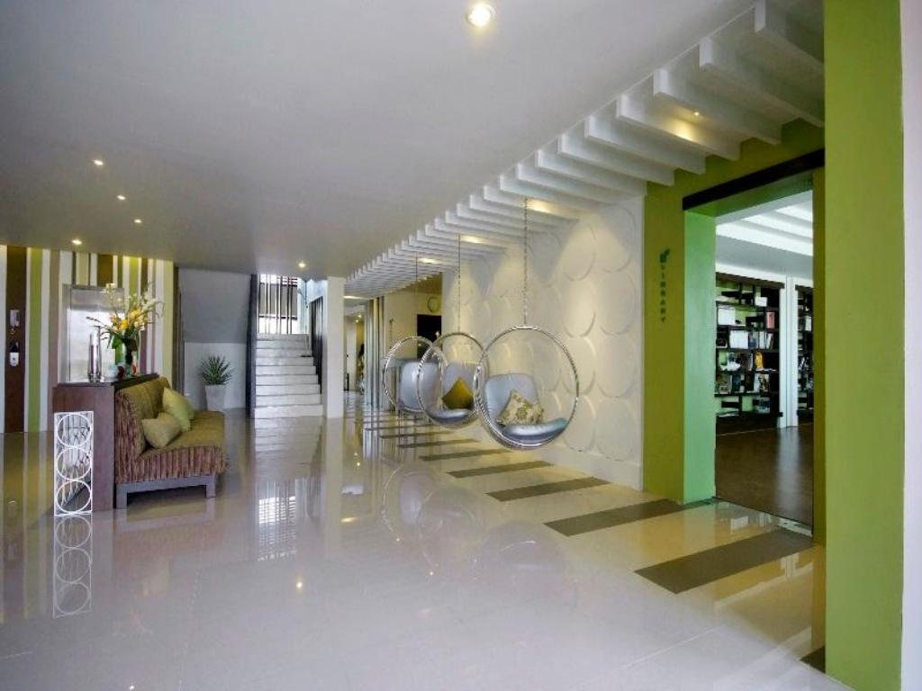 Lobby Sala@ Hua Hin Service Apartment and Hotel
