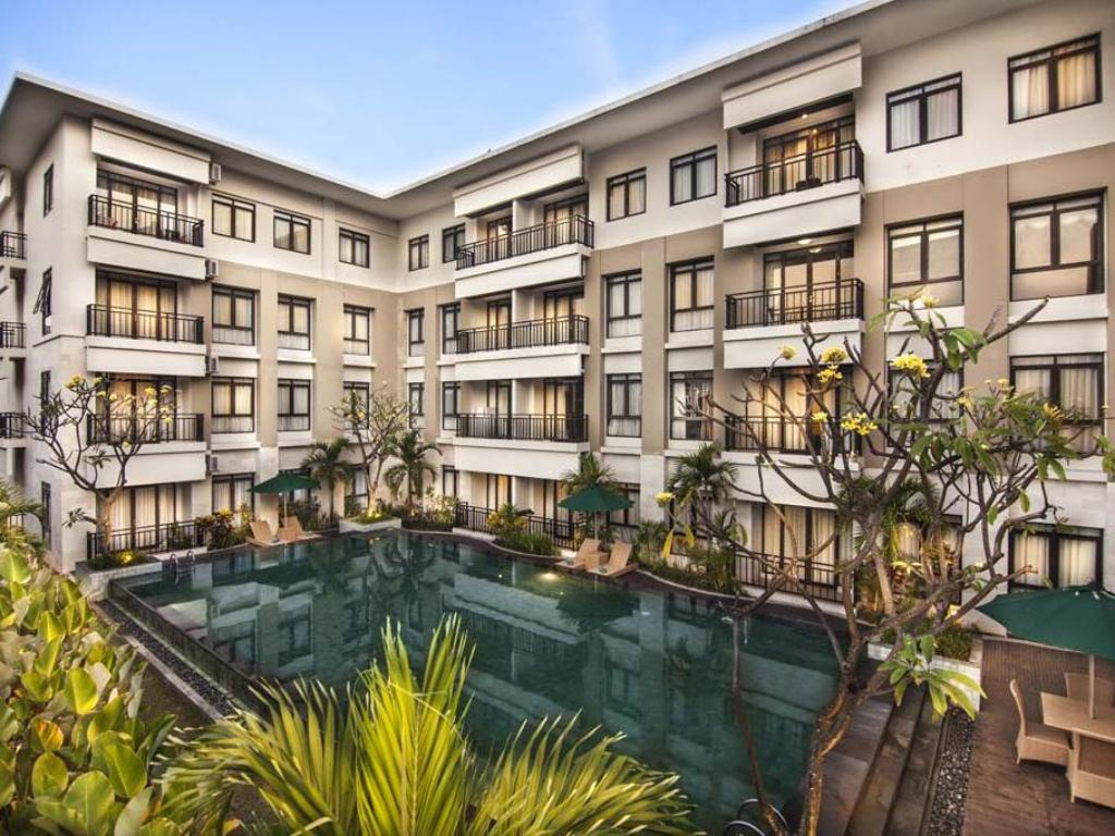 Grand Kuta Hotel And Residence Resort Bali Deals Photos Reviews