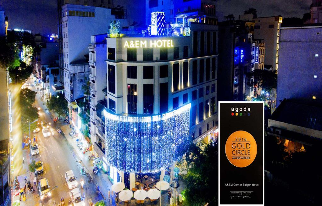 More about A & Em Saigon Hotel