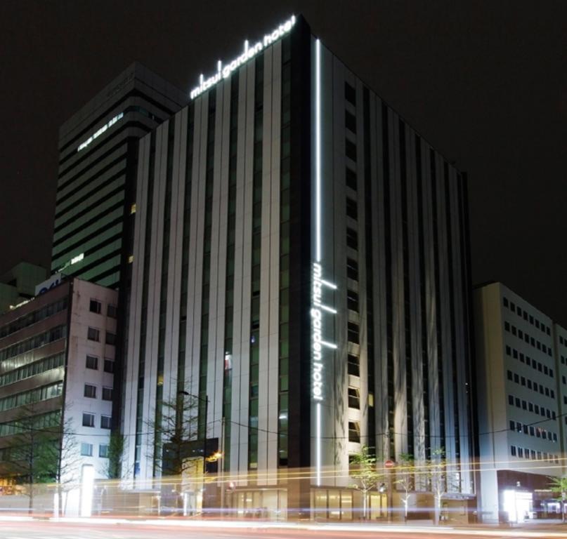 ガーデン 札幌 三井 ホテル