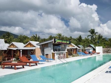 utomhuspool The Relax Beach Resort