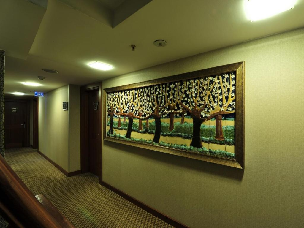 Vista interior Istanbul Golden City Hotel