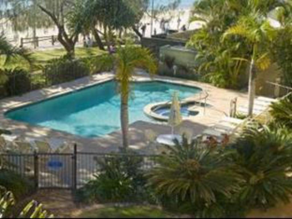 Swimmingpool Seahaven Resort Noosa