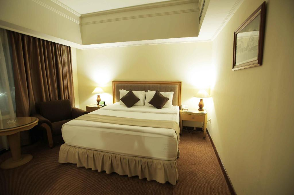 Oasis Amir Hotel Jakarta Offers Free Cancellation 2021 Price Lists Reviews