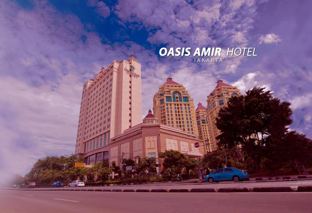 More about Oasis Amir Hotel