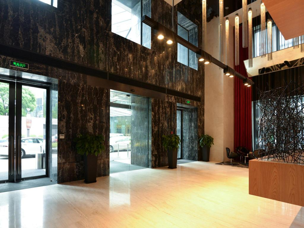 Lobby Modena by Fraser Putuo Shanghai