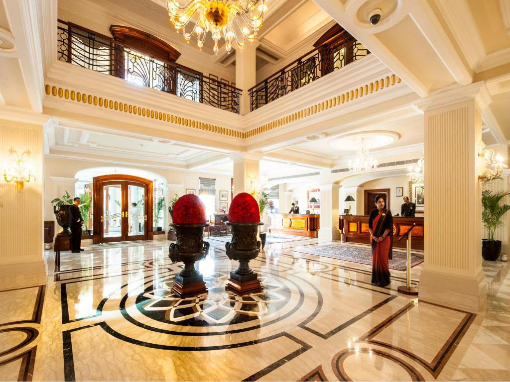 Lobby The Imperial Hotel