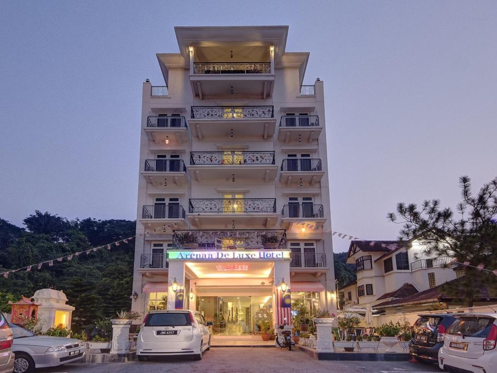 Arenaa Deluxe Hotel In Malacca Room Deals Photos Reviews