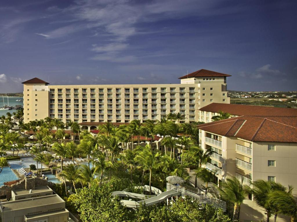 Mer om Hyatt Regency Aruba Resort Spa and Casino