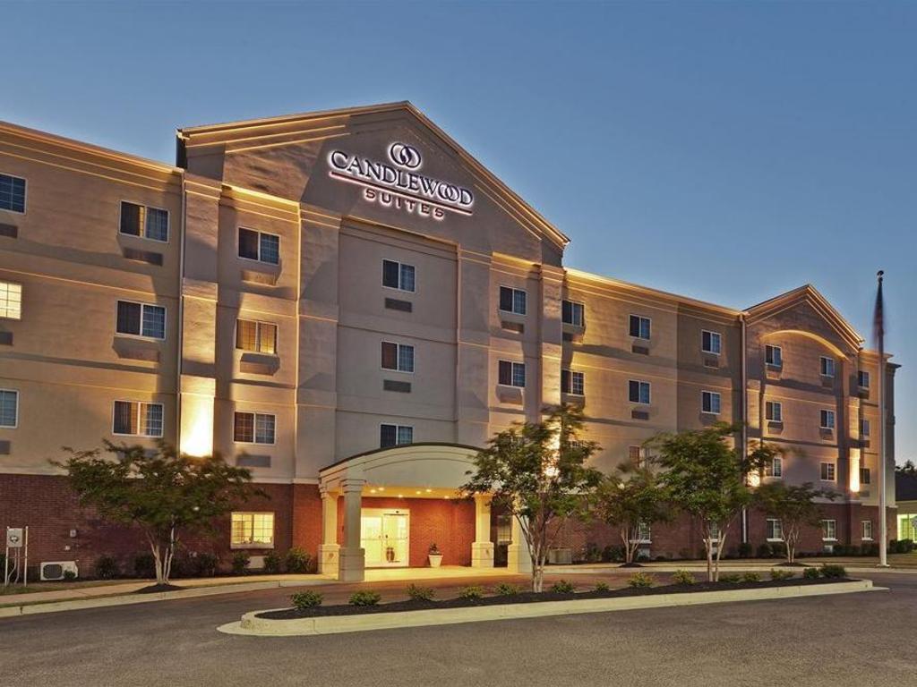 Candlewood Suites Memphis in Memphis (TN) - Room Deals, Photos & Reviews