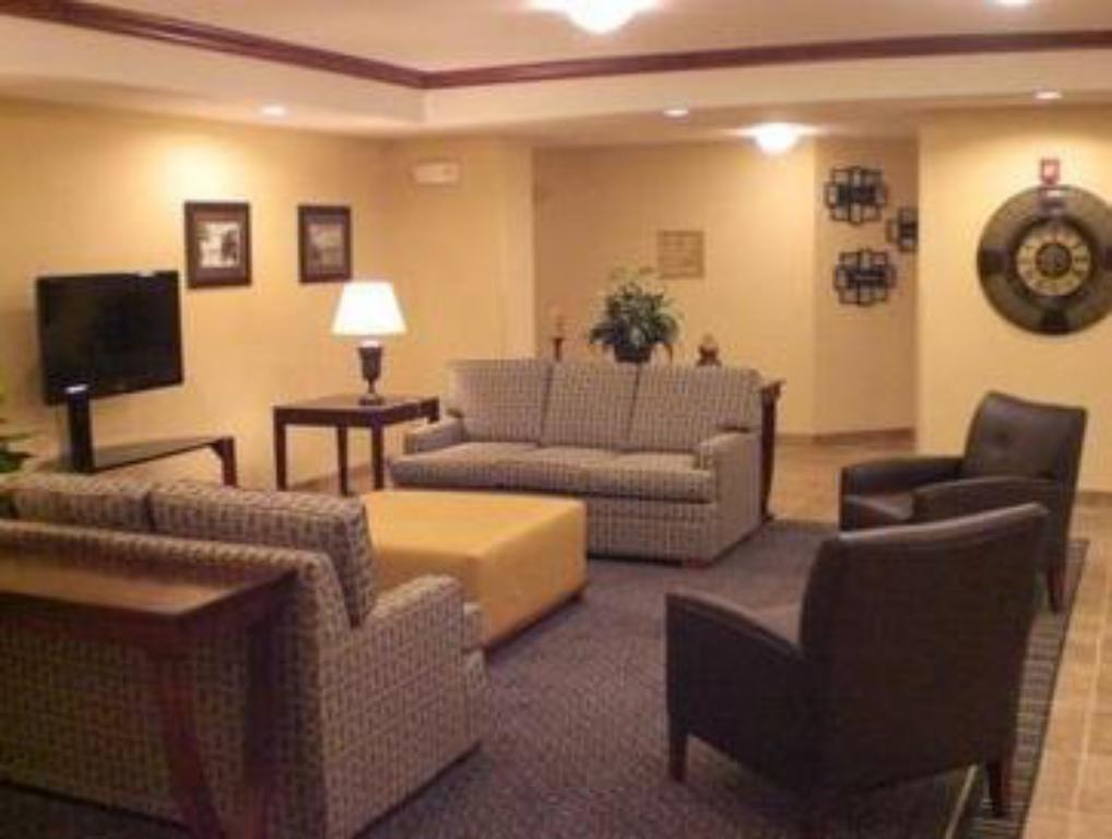 Lobby Candlewood Suites Roswell
