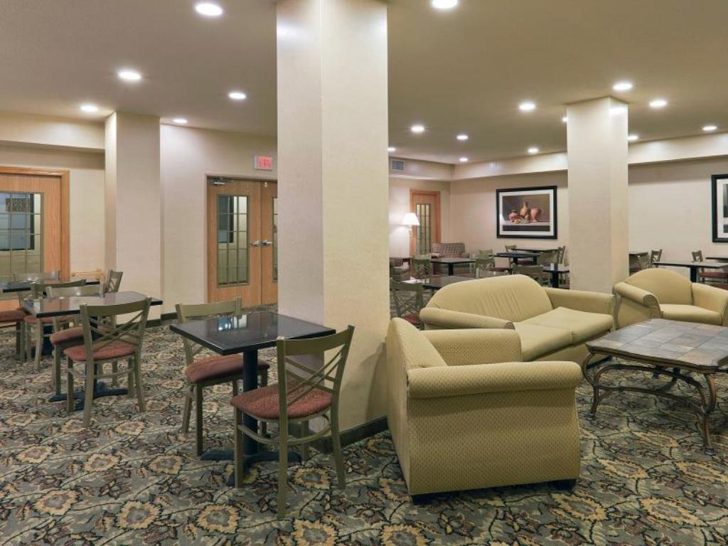 Interior view Holiday Inn Express Bloomington North-Martinsville