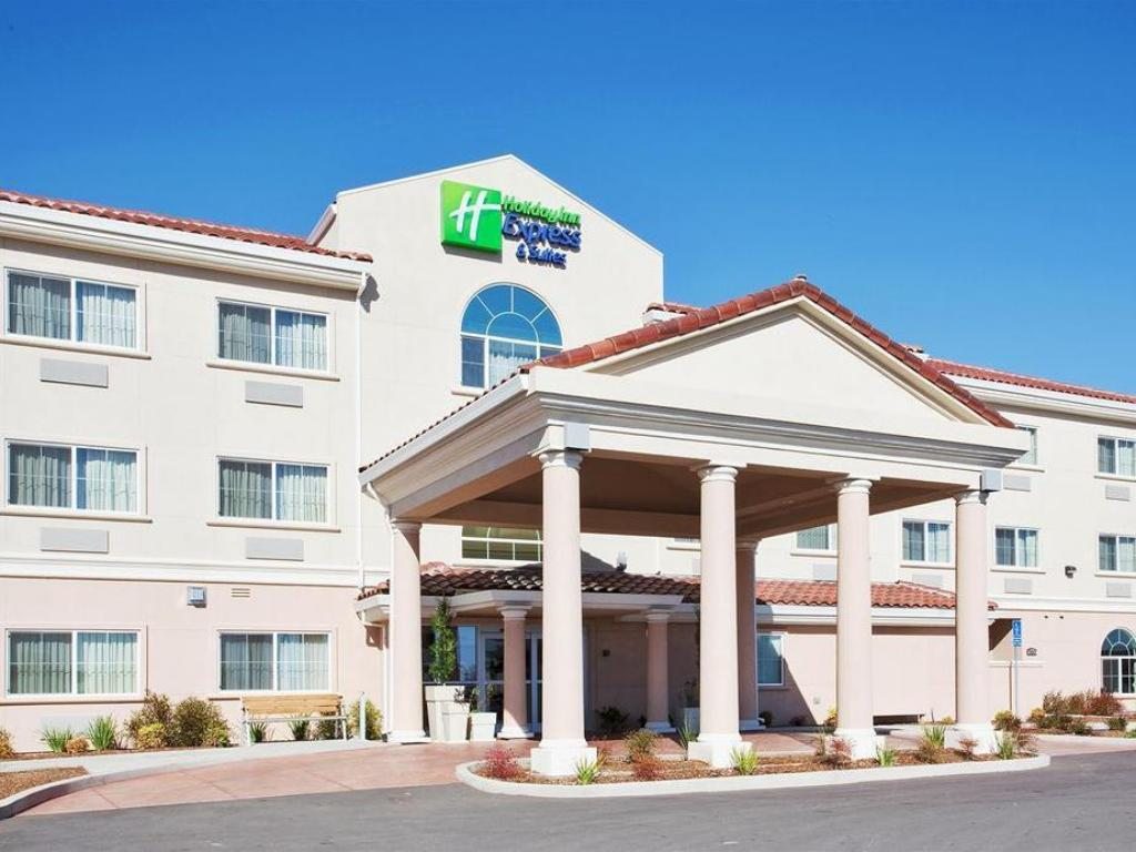 More About Holiday Inn Express Hotel Suites Oroville Southwest