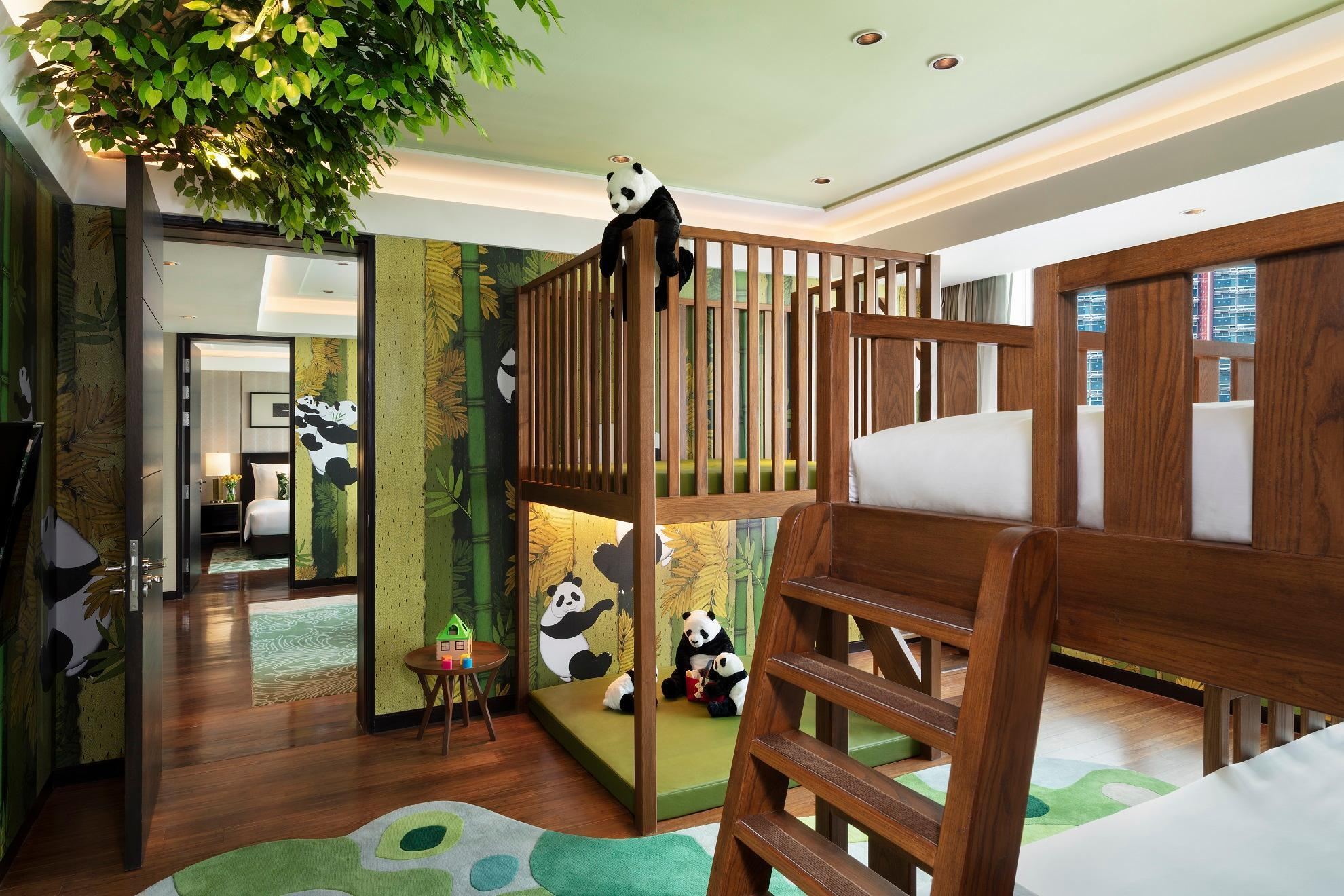 Themed Family Suite with 2 Bedroom