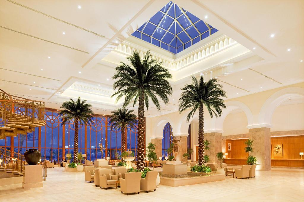 Lobby Movenpick Resort & Marine Spa Sousse