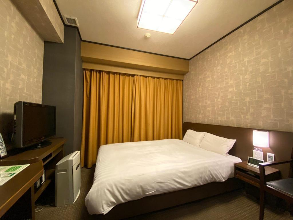 Double Room Non-Smoking - Bed Natural Hot Spring Dormy Inn Premium Kyoto Ekimae