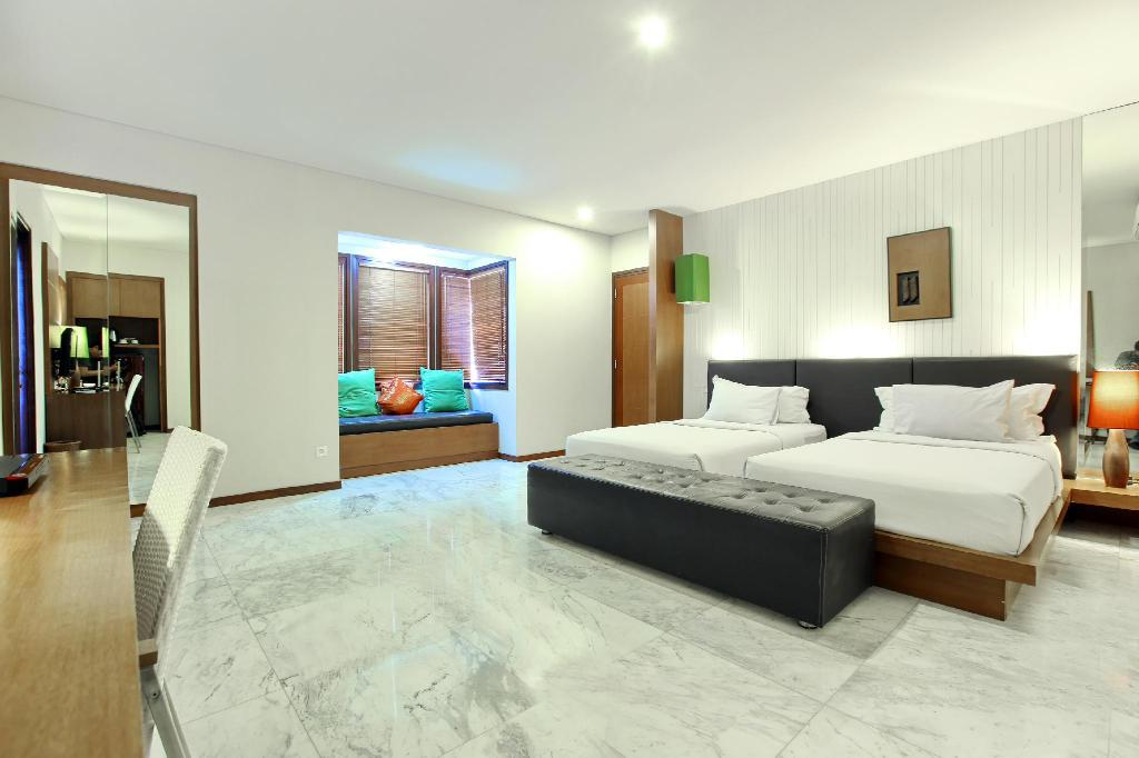 Deluxe  - Guestroom Abi Bali Luxury Resort and Villa