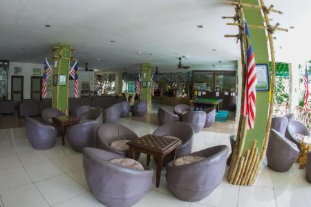 Lobby Borneo Tropical Rainforest Resort
