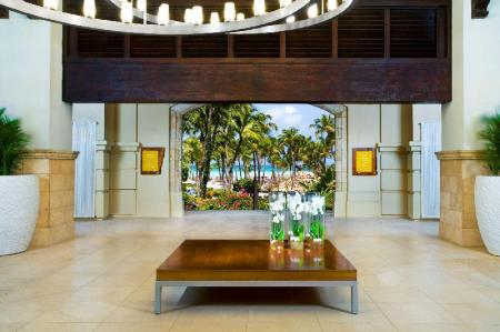 Lobby Hyatt Regency Aruba Resort Spa and Casino