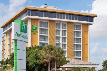 Exterior view Holiday Inn Miami International Airport