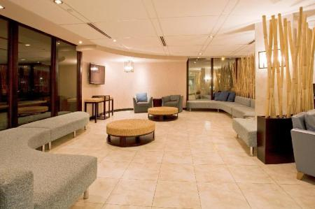 Lobby Holiday Inn Miami International Airport