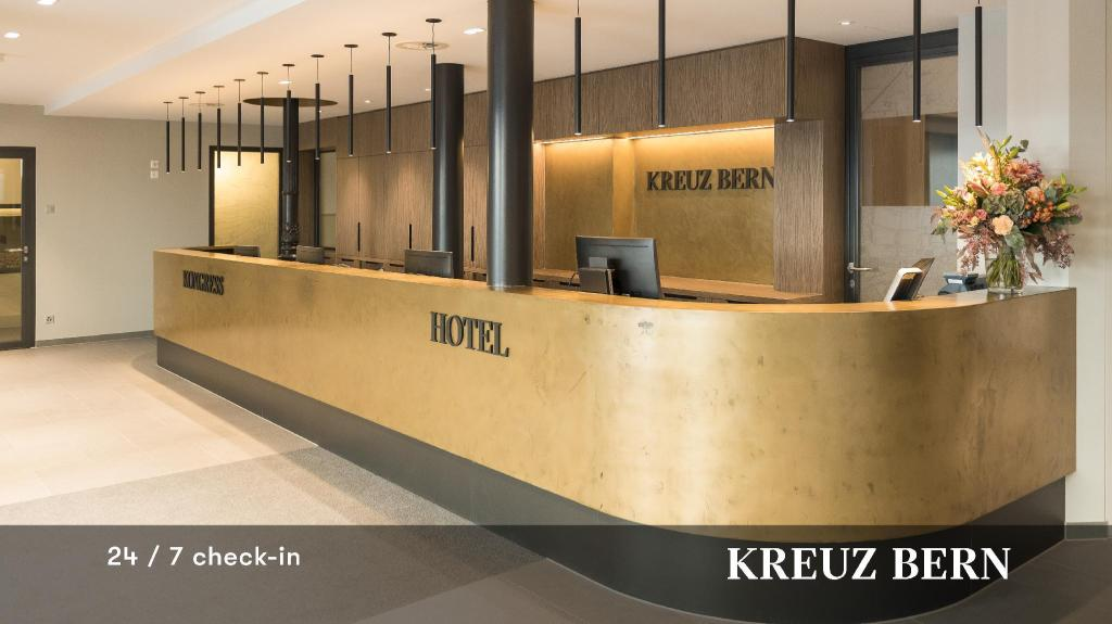 More about Kreuz Bern Modern City Hotel.