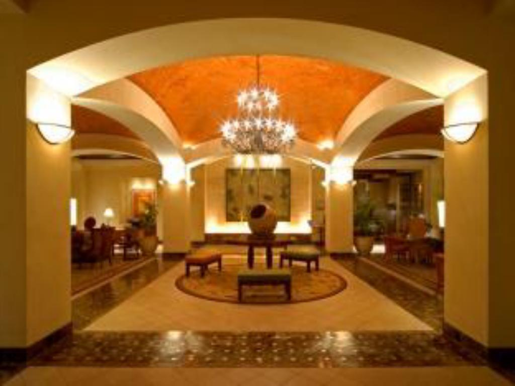 Lobby Real Intercontinental Metrocentro Managua