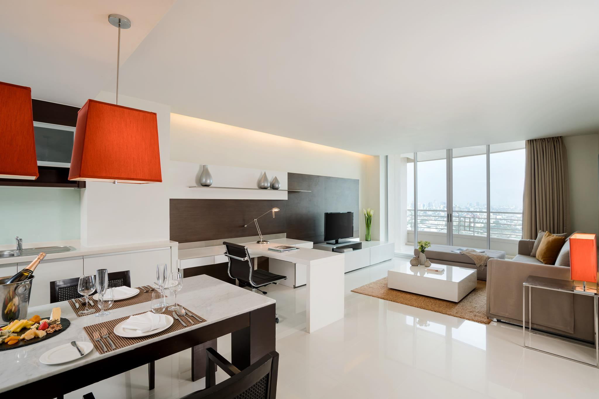 Suite Executiva de 2 Habitacions (2 Bedroom Executive Suite)