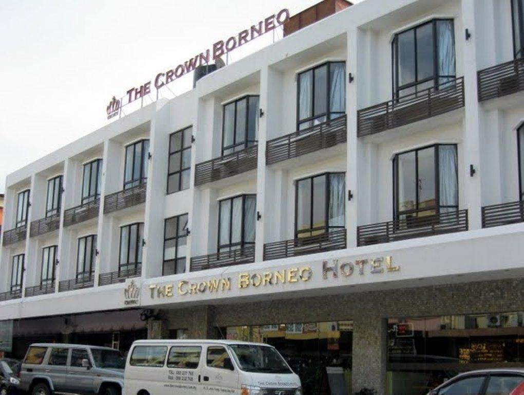 婆罗洲皇冠酒店 (The Crown Borneo Hotel)