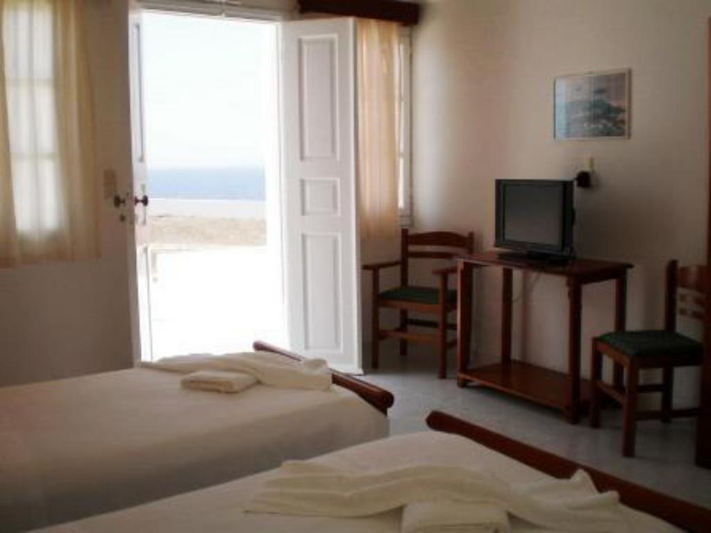Double Room with Sea View Abyssanto Villa