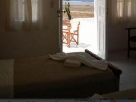 Deluxe Double Room with Sea View Abyssanto Villa