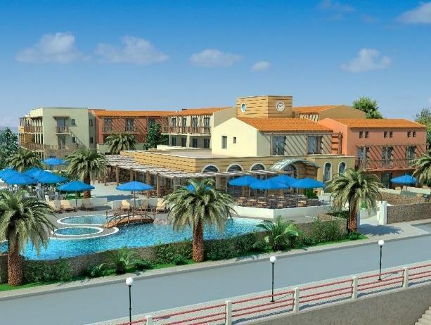 Hotel Blue Aegean 4 (Greece, Crete): overview, description, rooms and reviews
