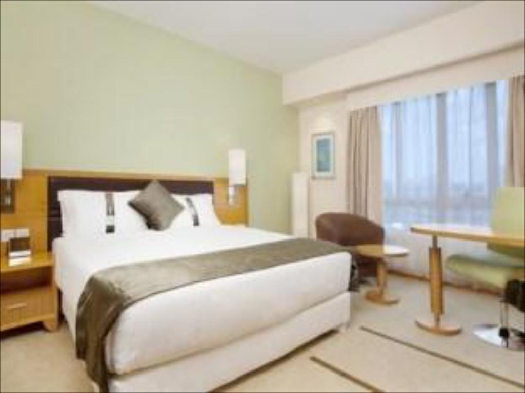 1 Double Bed Wheelchair Accessible Non-Smoking - Quarto de hóspedes Holiday Inn Dar Es Salaam