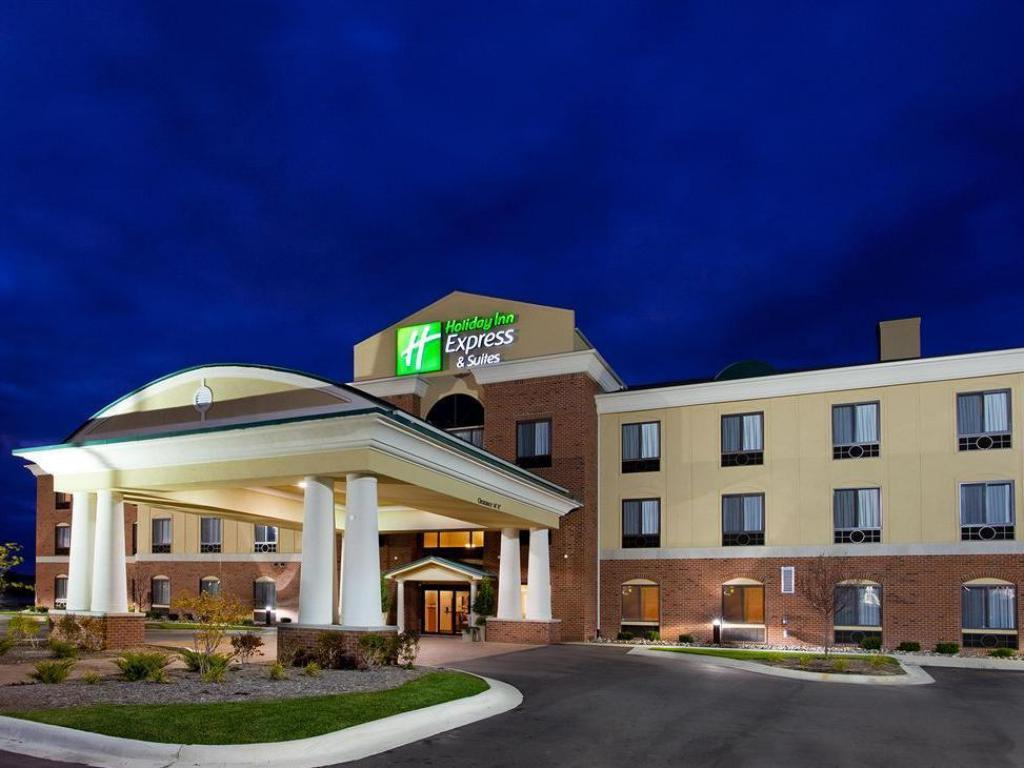 Holiday Inn Express Hotel Suites Bay City