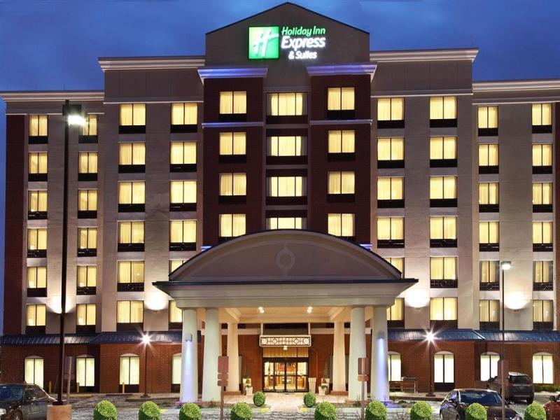 Holiday Inn Express Hotel Suites Columbus University Area Ohio