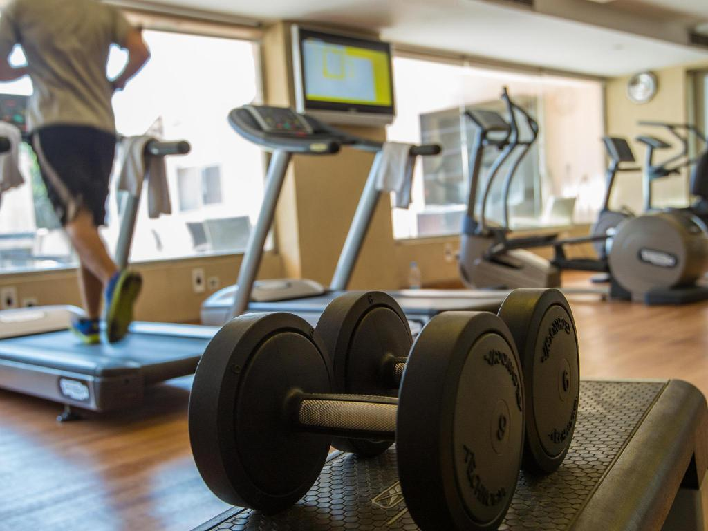 Fitness center Radisson Blu Hotel, Cairo Heliopolis