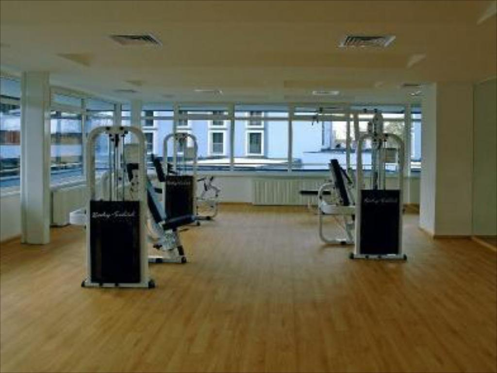 Fitness center Reghina Blue Hotel