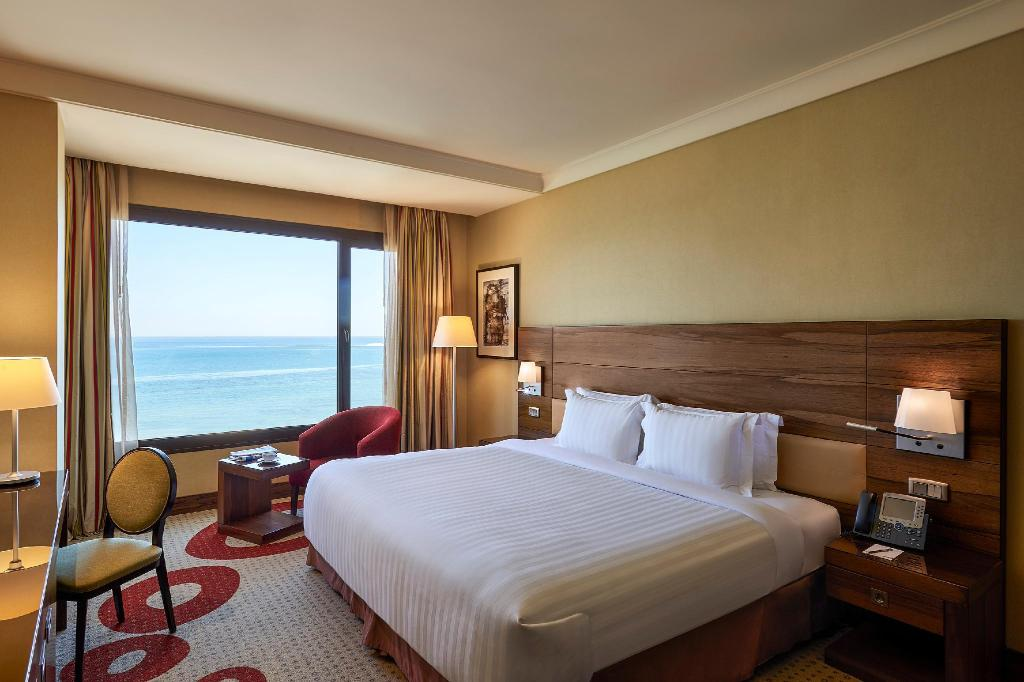 Quarto Executivo com vista para o mar Safir Hotel and Residences Kuwait - Fintas