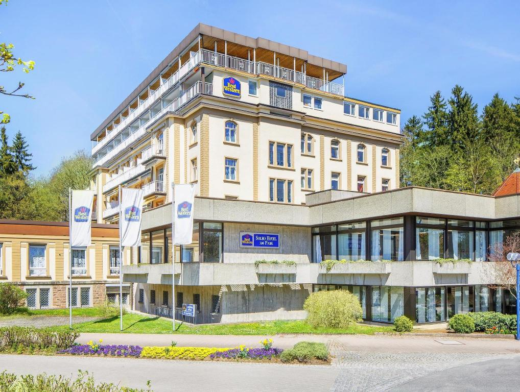 Mere om Best Western SOLEO Hotel am Park