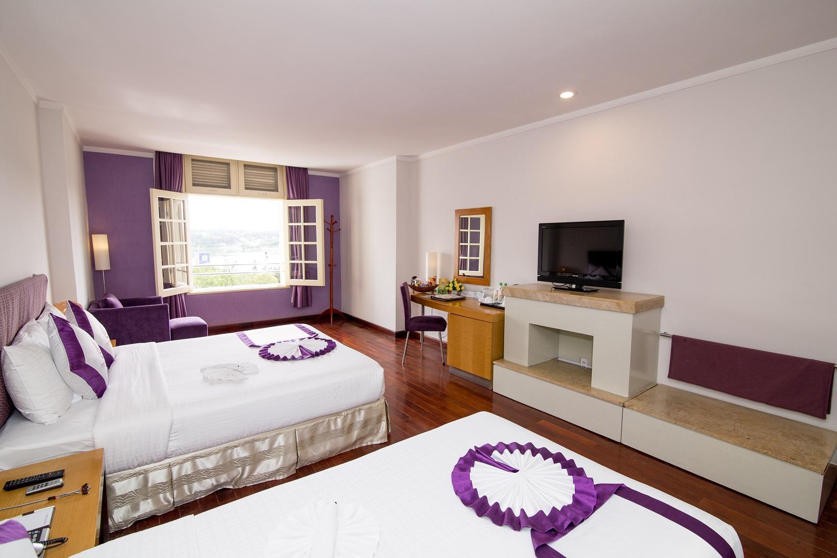 tiện nghi của khách sạn TTC Premium Ngọc Lan Đà Lạt