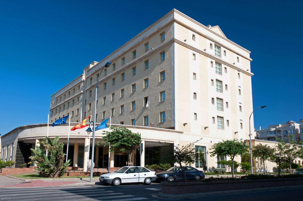More about Tryp Melilla Puerto Hotel