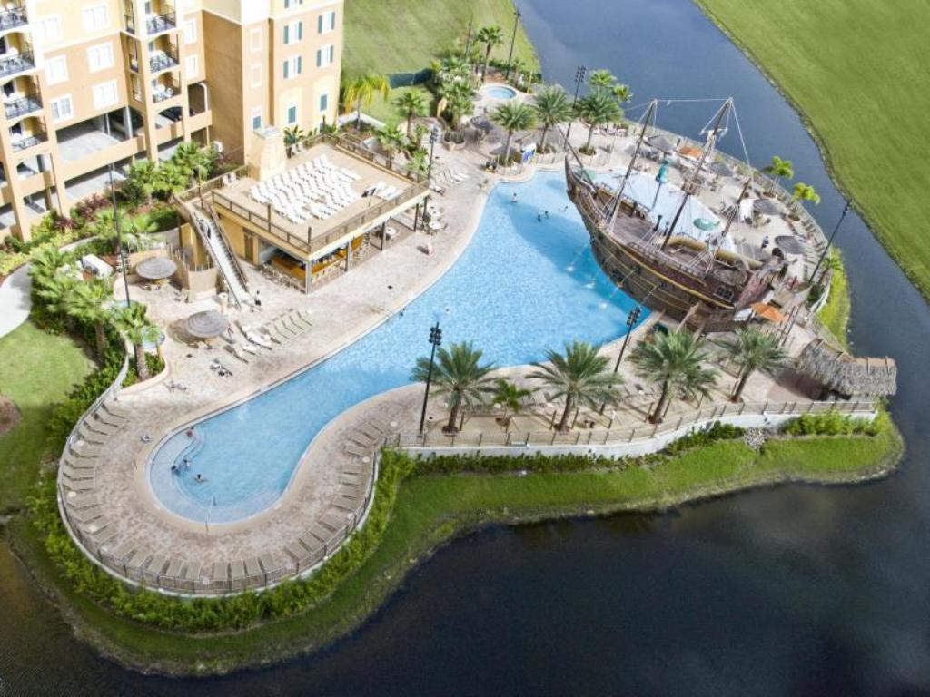 Swimming pool [outdoor] Lake Buena Vista Resort Village and Spa a Stay Sky Resort