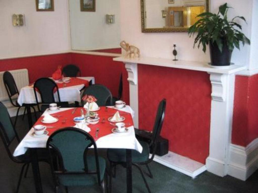 Restaurant Leicester City Hotel